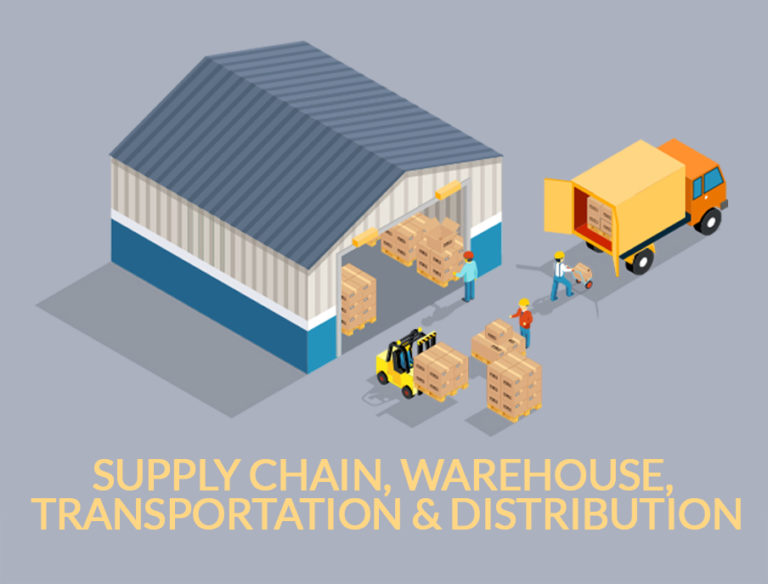 Supply Chain, Warehouse, Transportation and Distribution