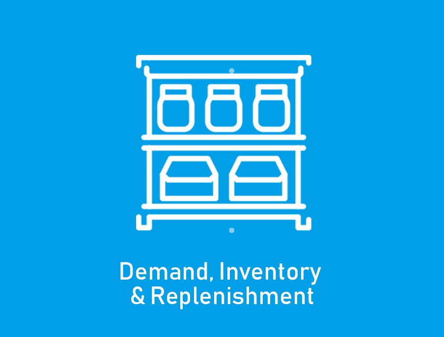 Demand, Inventory & Replenishment