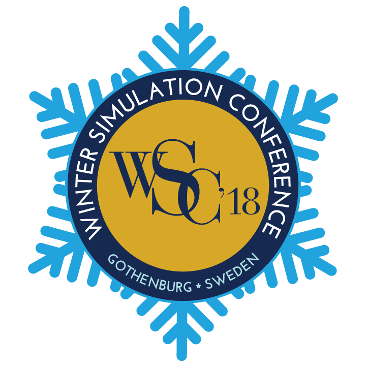 Winter Simulation Conference WSC Logo 2018