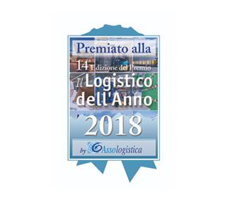 Premio LOGISTICO DELL'ANNO ZED&L 2018