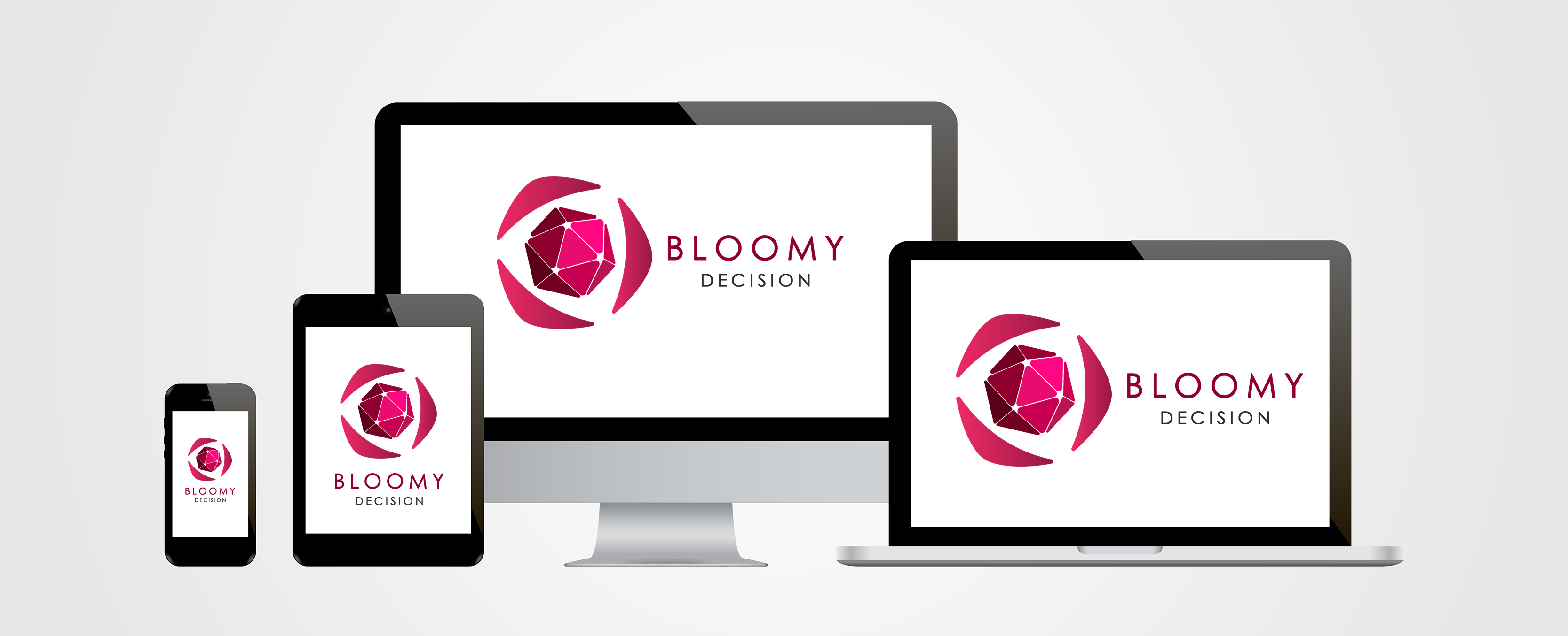 Bloomy Decision Platform on several Device by ACT OR