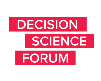 Decision Science Forum Logo